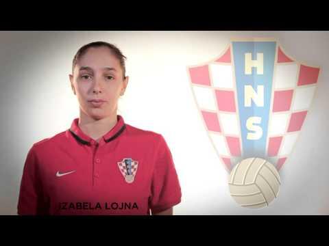 Hrvatske reprezentativke uz Moju tribinu