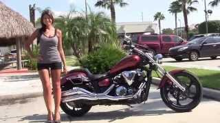 4. Used 2011 Yamaha Stryker Motorcycles for sale in Tamp Florida