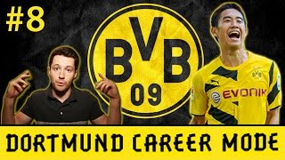 Dortmund Career Mode #8 - CHAMPIONS LEAGUE DECIDER! - Fifa 15