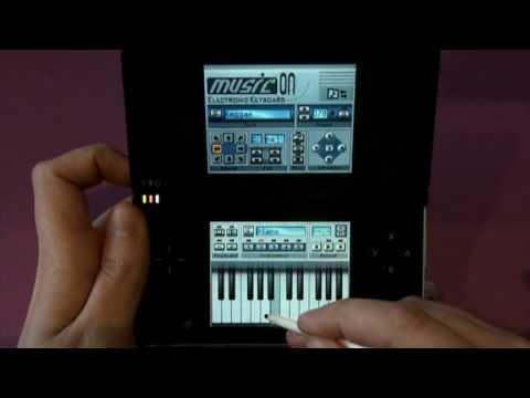 Music on : Retro Keyboard Nintendo DS