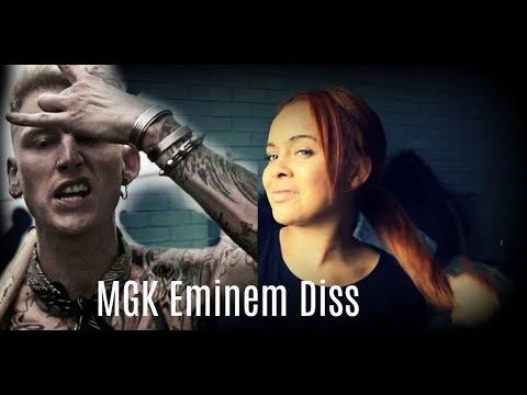"""Machine Gun Kelly """"Rap Devil"""" (Eminem Diss) (WSHH Exclusive - Official Reaction Video"""