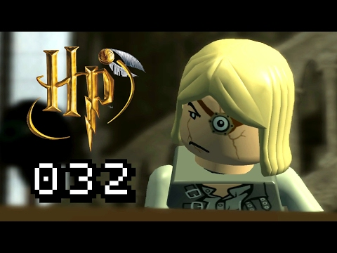 TITTEN AUF'N TISCH !! - Let's Play Lego Harry Potter Jahre 1 - 4 Gameplay #032 [Deutsch] [60FPS]