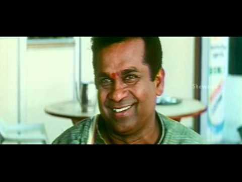 Chirujallu Movie Scenes - Brahmanandam enters as Kavi Kalidas - Tarun, Richa Pallod