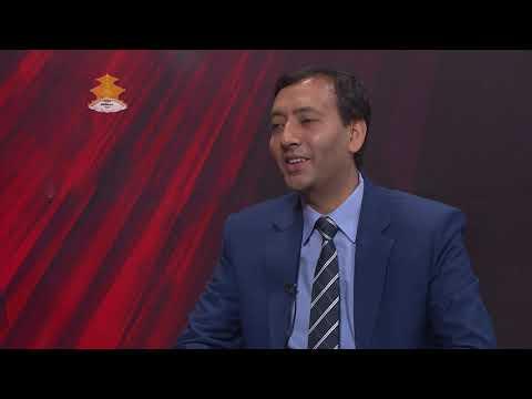 (Interview with Dirgha Raj Mainali, Director General DRI,by Ram Prasad Bhandari ntv - Duration: 25 minutes.)