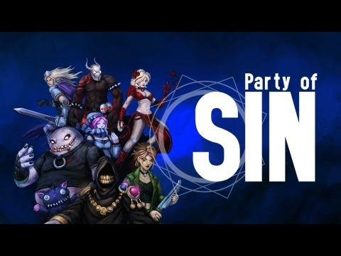 трейлер Party of Sin (CD-Key, Steam, Region Free)