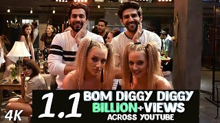 Video Bom Diggy Diggy  (VIDEO) | Zack Knight | Jasmin Walia | Sonu Ke Titu Ki Sweety MP3, 3GP, MP4, WEBM, AVI, FLV Maret 2018