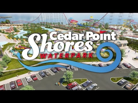 Cedar Point Shores Opening Weekend - May 27 and 28 (видео)