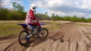 10. IT WAS TIME FOR A CHANGE!!! 2019 YZ250F First Ride