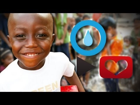 project for awesome - 1 Billion people do not have access to clean water, but for $10, you can provide someone with clean water FOR LIFE!! For more on this story: http://dft.ba/-3...