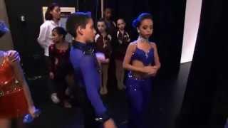 Dance Moms Gino   Sam's Duet  Black Fire