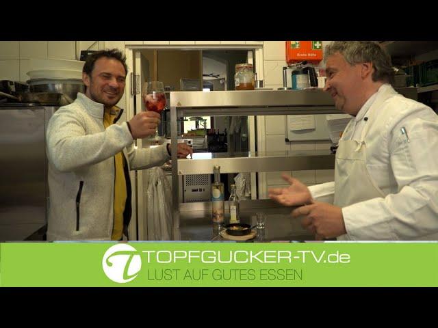 Gambas con Ajo   Ralf Müller zu Gast bei Daniel Fischer   Elbegeist - Cocktail Topfgucker-TV