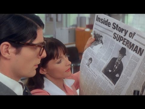 Superman 2 - Lois Reveals The Identity Of Superman