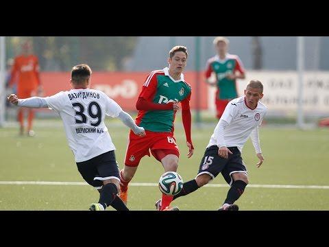 «Амкар» (мол) – «Локомотив» (мол) 0:3 (0:0). Второй тайм.