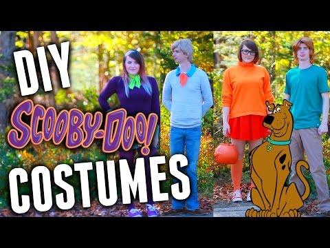 DIY: Scooby-Doo Group Costumes!