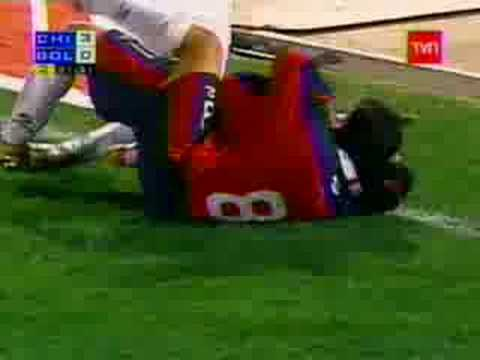 4 de junio del 2005: Marcelo Salas se consagró como goleador histórico de Chile
