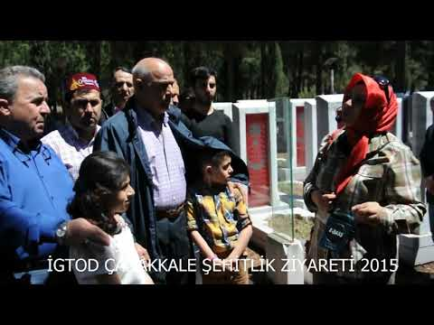 İGTOD ESNAFI ÇANAKKALE GEZİSİNDE