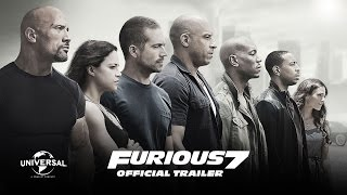 Fast and Furious 7 {2015} WATCH FULL MOVIE ONLINE -PAUL WALKER