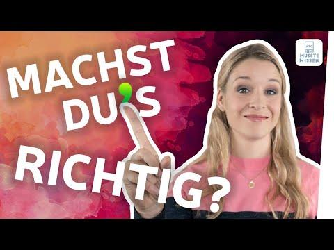 Deppenapostroph einfach erklärt | Deutsche Grammatik