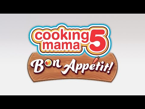 Cooking Mama 5: Bon Appétit! Music - Main Menu & Selections