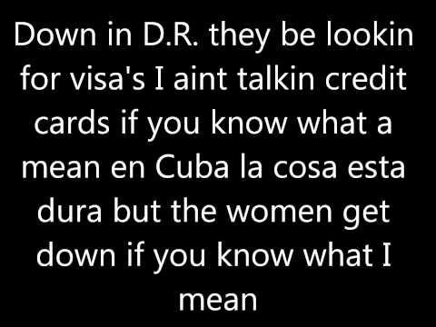 International Love by Pitbull & Chris Brown lyrics