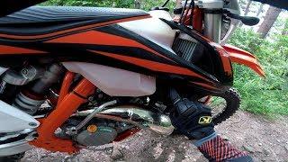 5. 2019 KTM 250 EXC TPI- Second ride