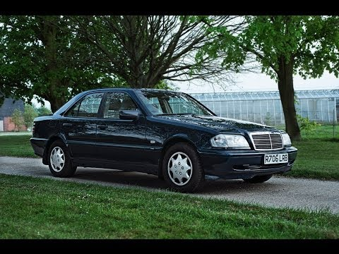 Mercedes benz c 200 1998 снимок