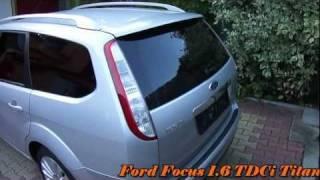 Ford Focus 1.6 TDCi Titanium