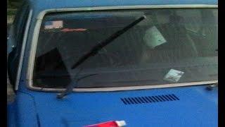 Membersihkan Kaca Mobil dengan Pasta Gigi