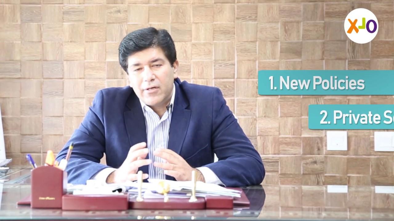 Malik Asif Jahangir talks about Real Estate Part 1
