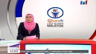 Video LIGA SUPER 2018 - KEPUTUSAN PENUH 4 PERLAWANAN MALAM TADI [4 FEB 2018] MP3, 3GP, MP4, WEBM, AVI, FLV September 2018