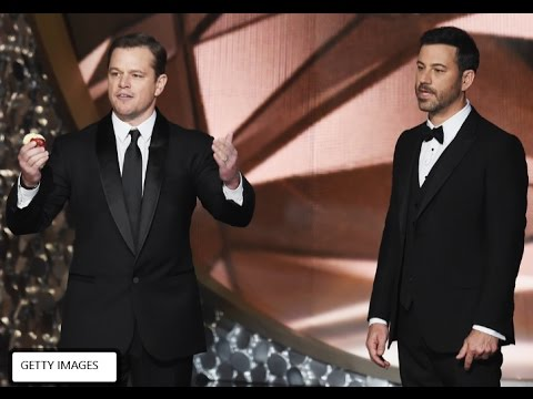 This is How the Oscars Were Supposed to End: Afternoon Sleaze