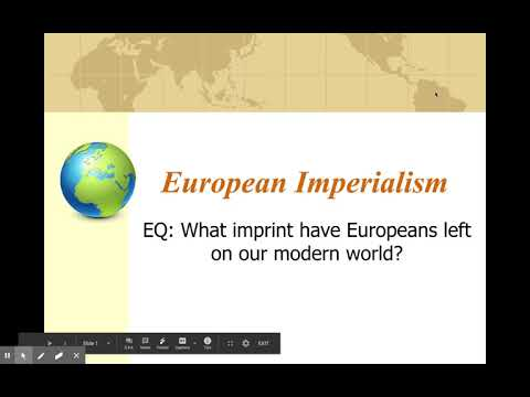 20-European Imperialism (AP Euro Class Notes)