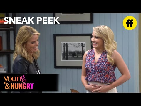 Young & Hungry 3.04 (Clip 'Josh's Mom')