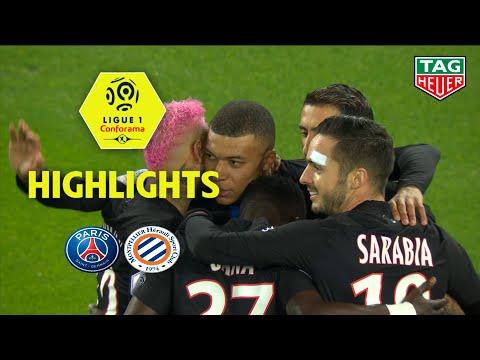 Paris Saint-Germain - Montpellier Hérault SC (5-0) - Highlights - (PARIS - MHSC) / 2019-20