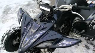 8. 2013 Yamaha YFZ450R Special Edition ATV