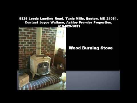 9829 Leeds Landing Rd, Tunis Mills, Easton MD real estate FOR SALE, 4 BD,3BA, $334,900. 2400 SF.
