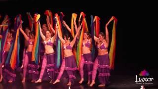 Fan Veils: Luxor Danza Árabe