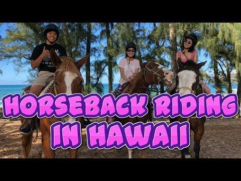 Horseback Riding in Hawaii at Turtle Bay