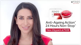 Pond's Age Miracle - Anti-Ageing Action 24 Hours Non Stop - English