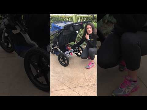 Tips for BOB Duallie Strollers