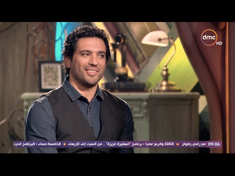 حسن الرداد واصفا حاله وإيمي بعد الزواج: إحنا لقطاء تماما
