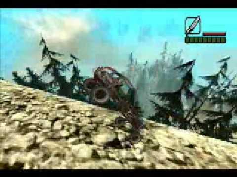 GTA:SA-MP - The Mt. Chilliad Escapades