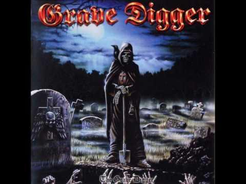 Tekst piosenki Grave Digger - Raven po polsku