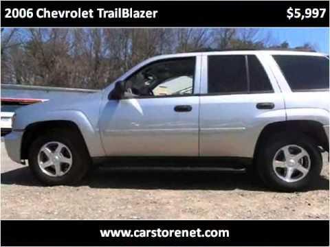 2006 Chevrolet TrailBlazer Used Cars Stafford VA