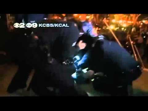 Photojournalist Tyson Zoltan Heder beaten and detained by LAPD at Occupy Los Angeles