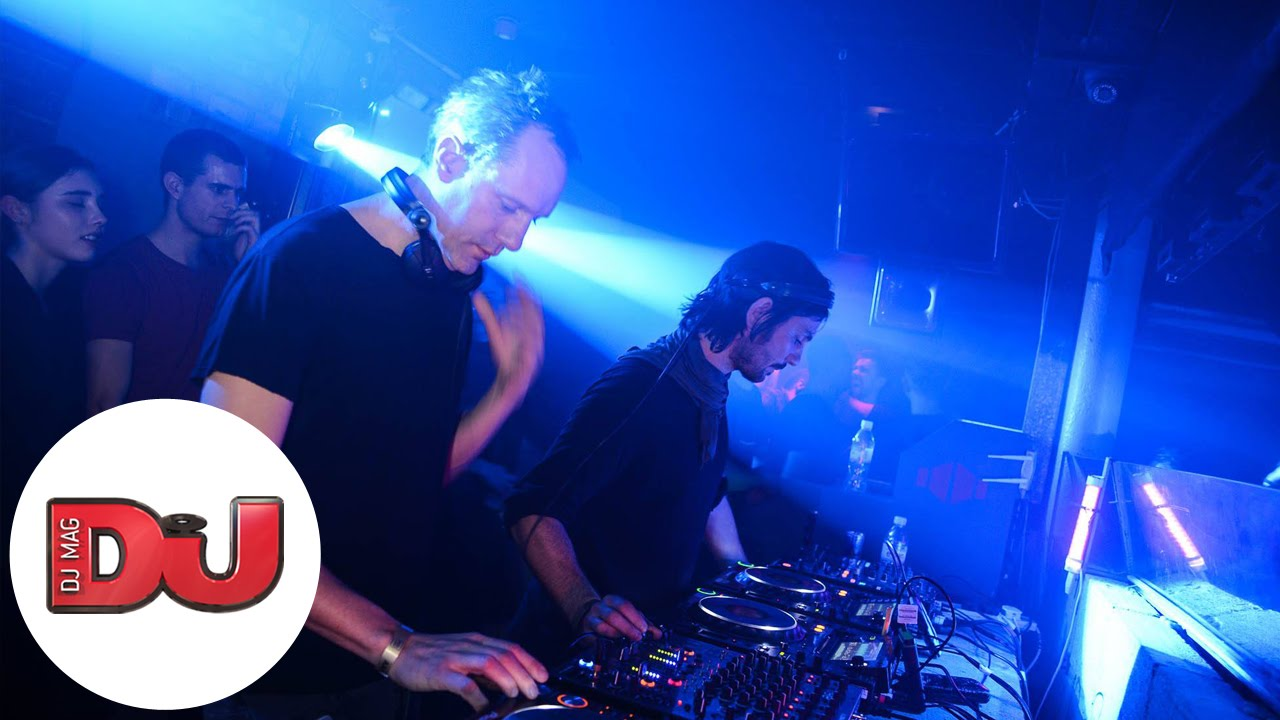 M.A.N.D.Y. - Live @ DJ Mag Sessions from Egg, London 2014