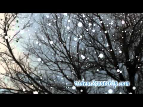 Falling Snow Worship Motion