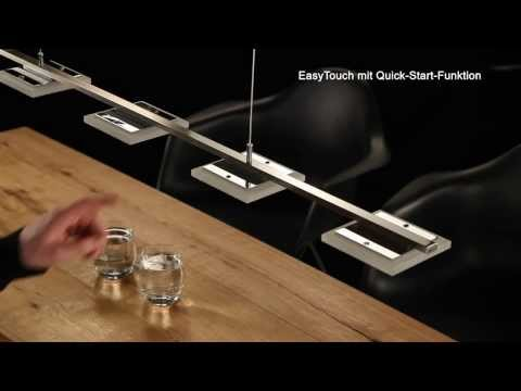 Bankamp LED Pendelleuchte Easy Touch - Made in Germany