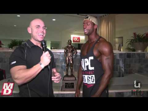MPD Overall Winner Ray Edmonds Post-Win Interview | NPC Nationals 2015