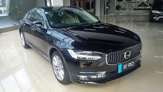 Video In Depth Tour Volvo S90 - Indonesia MP3, 3GP, MP4, WEBM, AVI, FLV Juni 2018